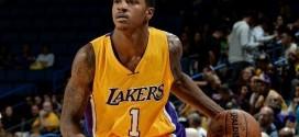 Un joueur en moins aux Lakers