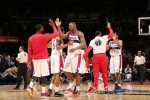 Kevin Seraphin #13 of the Washington Wizards