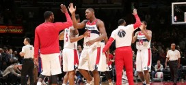 Les highlights de Kevin Seraphin face aux Pistons