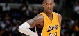 Kobe Bryant:nous allons jouer un basket rentre-dedans