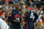 Kobe Bryant et Carmelo Anthony