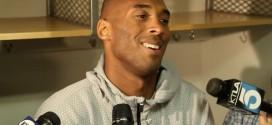 Pré-saison terminée pour Kobe Bryant