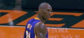 Kobe Bryant déjà frustré