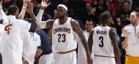 LeBron James: les Bulls sont une équipe bien meilleure que nous actuellement