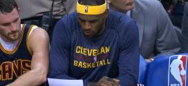 Top/Flop: LeBron James débute sur une fausse note