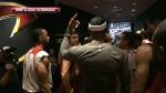 LeBron James piège les rookies des Cavaliers