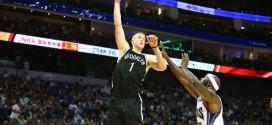 Les Nets battent de nouveau les Kings
