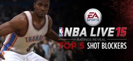 NBA Live 15: les meilleurs contreurs