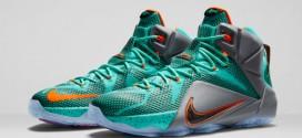 La sortie des Nike LeBron 12 retardéeen raison d'un petit souci