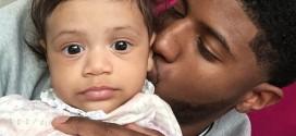 People: Paul George assume enfin son rôle de père