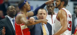 Quatre joueurs suspendus et deux mis à l'amende après les altercations entre Chicago et Washington