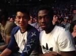 Quincy Miller et Jeremy Lin
