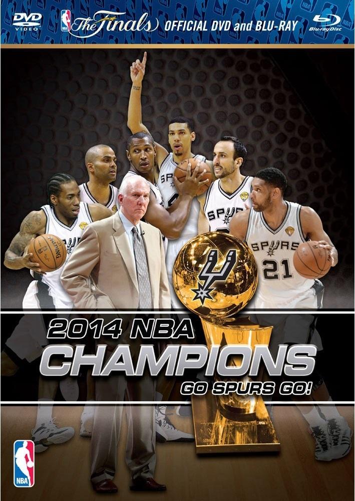 Spurs champions DVD