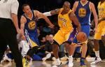 Stephen Curry et Kobe Bryant