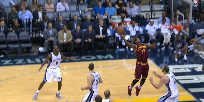 Top 10: le game winner de Carmelo Anthony; les Cavaliers assurent le spectacle