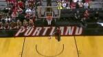 Will Barton dunk