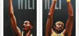 Des timbres à l'effigie de Wilt Chamberlain