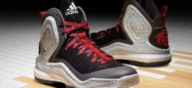 Kicks : l'adidas D Rose 5 Boost «Alternate Away» et «Home»