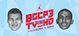 Blake Griffin et Chris Paul vont avoir leur show: BGCP3TV in HD