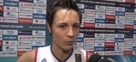 Céline Dumerc: Je préfère jouer le Brésil que les Tchèques