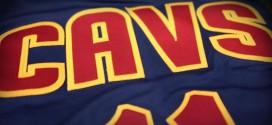 Photo : le nouveau maillot alternate des Cavs
