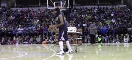 Chris Copeland remporte le concours de tirs à trois points des Pacers