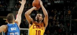 Cleveland se sépare de deux joueurs