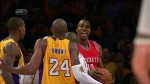 dwight howard et kobe bryant