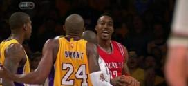 Kobe Bryant revient sur ses insultes à l'encontre de Dwight Howard