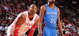 Dwight Howard soutient Kevin Durant