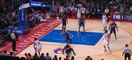 Quand Hedo Turkoglu casse involontairement les chevilles d'Anthony Tolliver