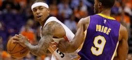Les Suns ne laissent aucune chance aux Lakers malgré 31 points de Kobe Bryant