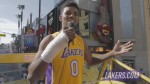 Insolite : Nick Young fait visiter Hollywood aux touristes