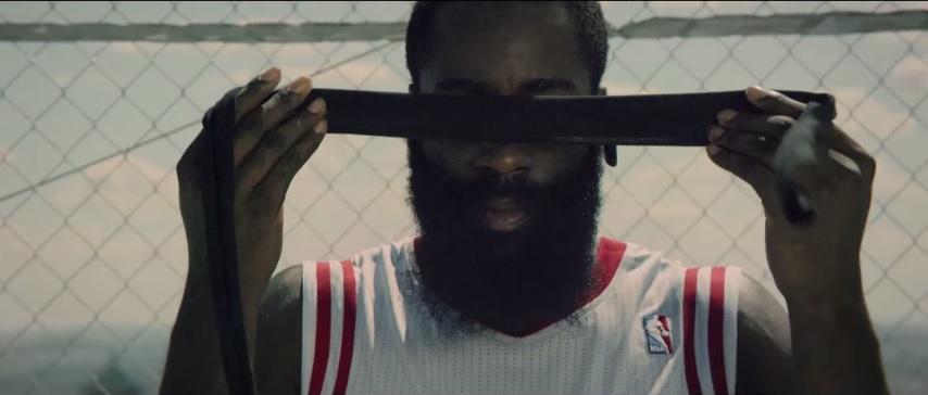 james harden NBA BBVA