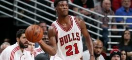 Jimmy Butler: je ne suis même pas supposé être en NBA