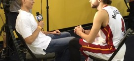 Josh McRoberts : «J'avais pris ma décision avant LeBron James»