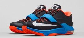 Kicks: Nike dévoile lesKD 7 «Away»