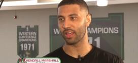 Les Bucks garantissent le contrat de Kendall Marshall