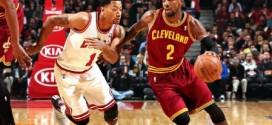 Cleveland vs Chicago : déjà un air de saison régulière