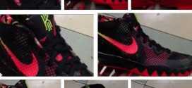Les premières images de la future signature shoe de Kyrie Irving ?