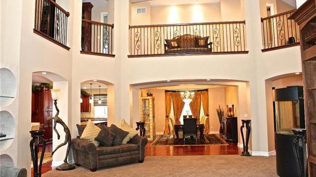 Kyrie Irving House Tour
