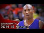 Les highlights de Kobe Bryant (31 points) et Isaiah Thomas (23 points à 9/11)