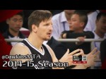 Les highlights de Mirza Teletovic: 22 points à 6/9 à trois points