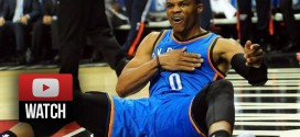 Les highlights de Russell Westbrook (38 points) et Lamarcus Aldridge (27 points)