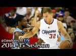 Les highlights du duel Blake Griffin (27 points) – Kenneth Faried (19 points)