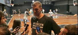 Mason Plumlee interdit de jump shot à Brooklyn