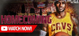 Mix: LeBron James – Homecoming (The Remix)