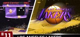 NBA Live 15: le rankingde la conférenceOuest
