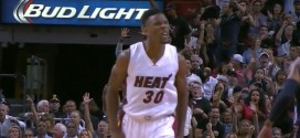 Les highlights de Chris Bosh (26 points), Dwyane Wade (21 points) et Norris Cole (23 points)