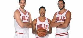 Bulls: le point sur les blessures de Derrick Rose, Pau Gasol et Taj Gibson